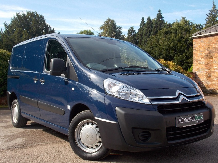 View CITROEN DISPATCH 1000 Enterprise 1.6HDi Panel Van *NO VAT*