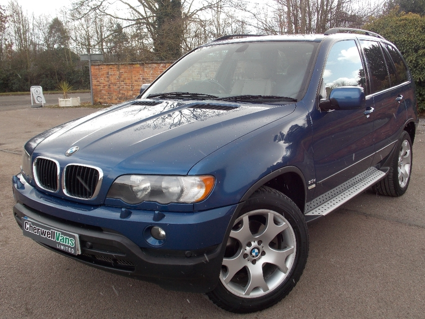 View BMW X5 SPORT 3.0 D AUTO 5dr ESTATE 4x4 100k MILES *1 YEAR MOT*