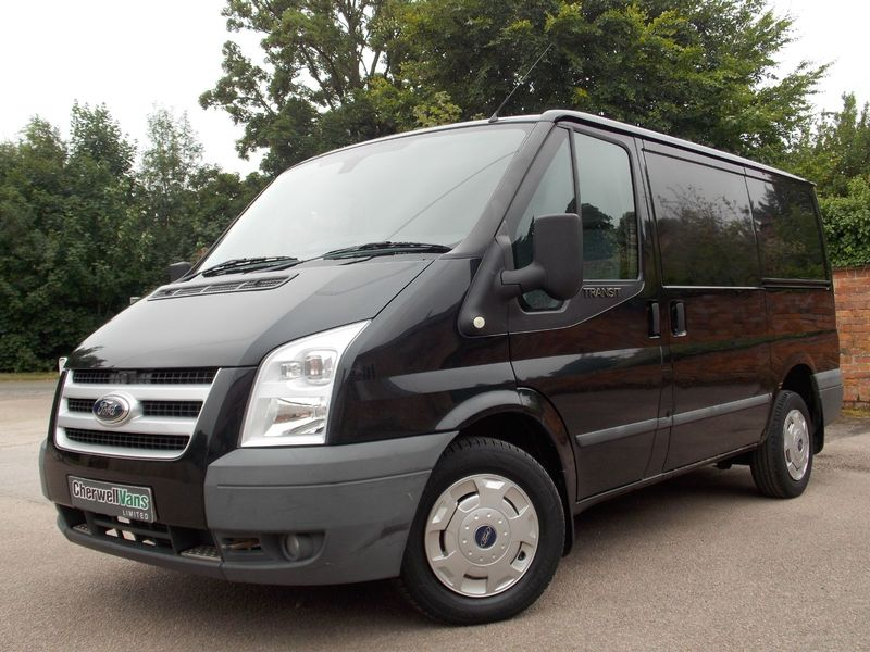 View FORD TRANSIT 2.2 TDCi 115 SAPPHIRE T280S *NO VAT* 64,000 Miles